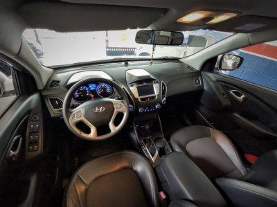 Veículo IX35 2013 2.0 MPI 4X2 16V FLEX 4P AUTOMÁTICO