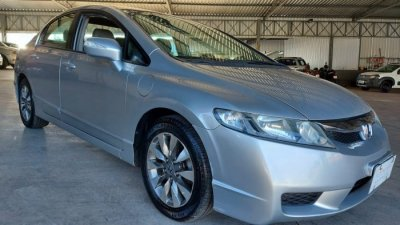 Veículo CIVIC 2011 1.8 LXL 16V FLEX 4P MANUAL
