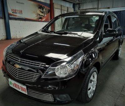Veículo AGILE 2010 1.4 MPFI LT 8V FLEX 4P MANUAL