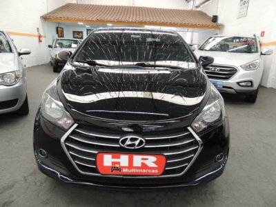 Veículo HB20S 2017 1.6 COMFORT STYLE 16V FLEX 4P MANUAL
