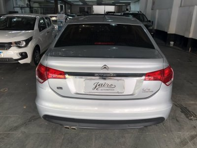Veículo C4 LOUNGE 2017 1.6 EXCLUSIVE 16V TURBO FLEX 4P AUTOMÁTICO