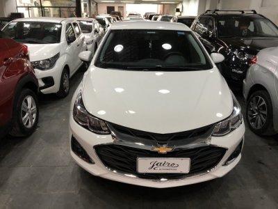 Veículo CRUZE SEDAN 2020 1.4 TURBO LT 16V FLEX 4P AUTOMÁTICO