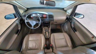 Veículo ZAFIRA 2007 2.0 MPFI ELITE 8V FLEX 4P AUTOMÁTICO