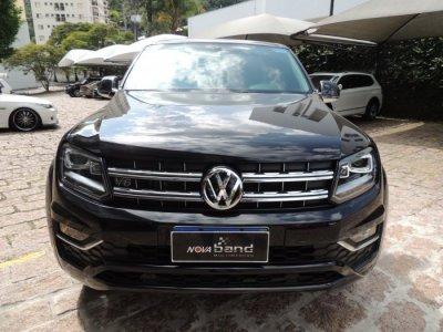 Veículo AMAROK 2020 3.0 V6 TDI DIESEL HIGHLINE CD 4MOTION AUTOMÁTICO