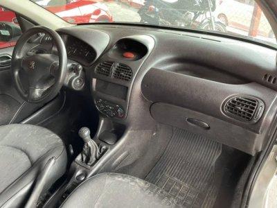 Veículo 206 2008 1.4 PRESENCE 8V FLEX 4P MANUAL