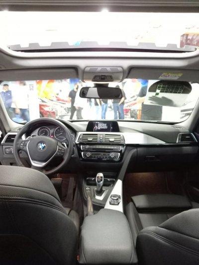 Veículo 320i 2017 2.0 SPORT GP 16V TURBO ACTIVE FLEX 4P AUTOMÁTICO