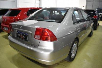 Veículo CIVIC 2001 1.7 LX 16V GASOLINA 4P MANUAL