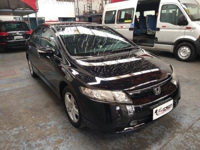 Veículo CIVIC 2007 1.8 EXS 16V GASOLINA 4P AUTOMÁTICO
