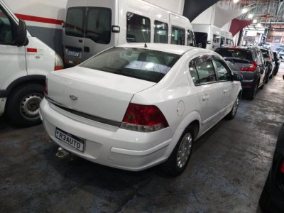 Veículo VECTRA SEDAN 2007 2.0 MPFI EXPRESSION 8V FLEX 4P MANUAL