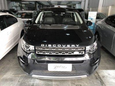 Veículo DISCOVERY SPORT 2015 2.0 16V SI4 TURBO GASOLINA SE 4P AUTOMÁTICO