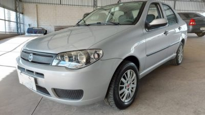 Veículo SIENA 2008 1.0 MPI FIRE 8V FLEX 4P MANUAL