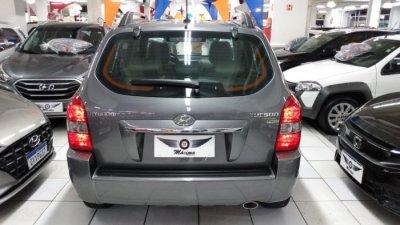 Veículo TUCSON 2015 2.0 MPFI GLS 16V 143CV 2WD FLEX 4P AUTOMÁTICO