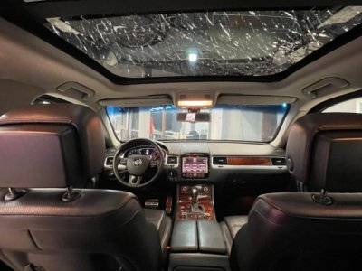 Veículo TOUAREG 2012 4.2 FSI V8 32V GASOLINA 4P TIPTRONIC
