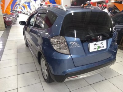Veículo FIT 2014 1.5 TWIST 16V FLEX 4P AUTOMÁTICO