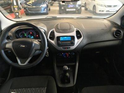 Veículo KA + 2019 1.5 TI-VCT FLEX SE MANUAL