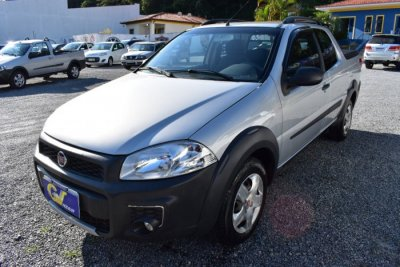Veículo STRADA 2016 1.4 MPI WORKING CD 8V FLEX 3P MANUAL