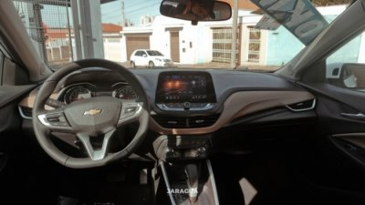 Veículo ONIX 2021 1.0 TURBO FLEX PREMIER AUTOMÁTICO