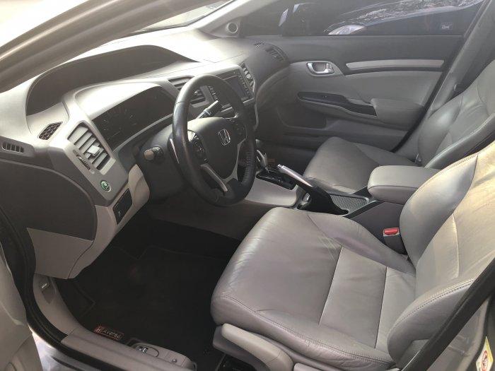 Veículo CIVIC 2013 1.8 EXS 16V FLEX 4P AUTOMÁTICO