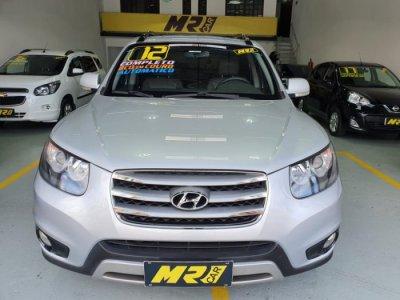 Veículo SANTA FÉ 2012 3.5 MPFI GLS V6 24V 285CV GASOLINA 4P AUTOMÁTICO