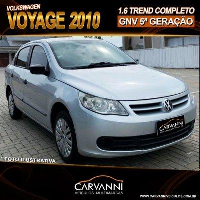 Veículo VOYAGE 2010 1.6 MI 8V FLEX 4P MANUAL