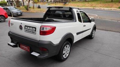 Veículo STRADA 2018 1.4 MPI HARD WORKING CE 8V FLEX 2P MANUAL