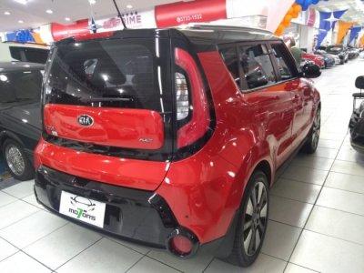 Veículo SOUL 2017 1.6 EX 16V FLEX 4P AUTOMÁTICO