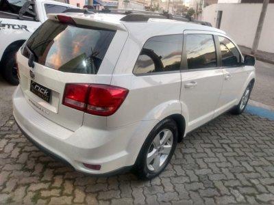 Veículo FREEMONT 2012 2.4 PRECISION 16V GASOLINA 4P AUTOMÁTICO