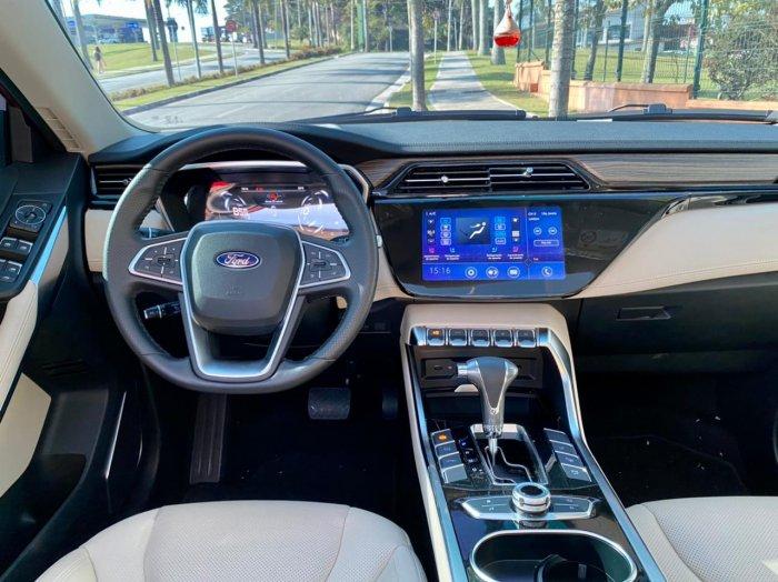 Veículo TERRITORY 2021 1.5 ECOBOOST GTDI GASOLINA TITANIUM AUTOMÁTICO