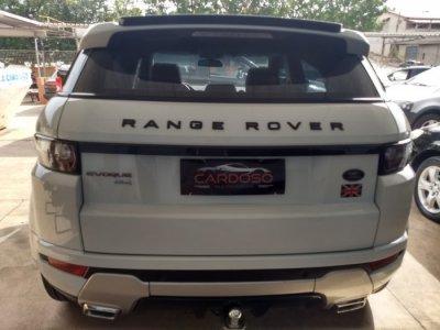 Veículo RANGE ROVER EVOQUE 2012 2.0 DYNAMIC 4WD 16V GASOLINA 4P AUTOMÁTICO