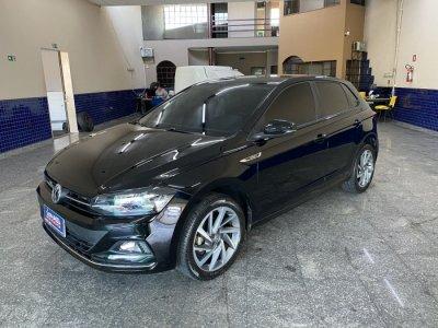 Veículo POLO 2019 1.0 200 TSI HIGHLINE AUTOMÁTICO
