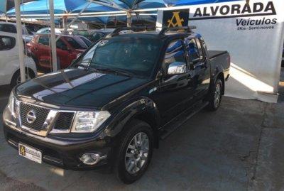 Veículo FRONTIER 2015 2.5 SL 4X4 CD TURBO ELETRONIC DIESEL 4P AUTOMÁTICO