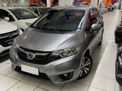 Veículo FIT 2015 1.5 EXL 16V FLEX 4P AUTOMÁTICO