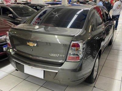Veículo COBALT 2015 1.8 MPFI LTZ 8V FLEX 4P AUTOMÁTICO