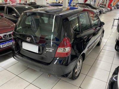 Veículo FIT 2008 1.4 LX 16V FLEX 4P AUTOMÁTICO