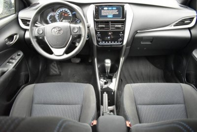 Veículo YARIS 2019 1.3 16V FLEX XL PLUS TECH MULTIDRIVE