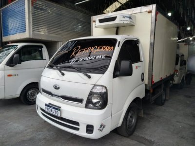 Veículo BONGO 2014 2.5 K-2500 4X2 CS TURBO DIESEL 2P MANUAL