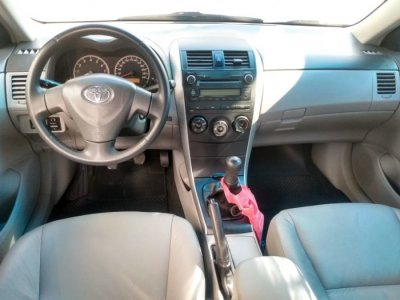 Veículo COROLLA 2009 1.8 XLI 16V FLEX 4P MANUAL