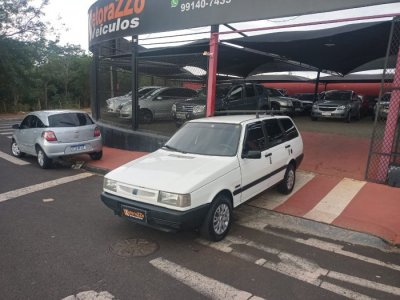 Veículo ELBA 1993 1.5 IE WEEKEND 8V GASOLINA 4P MANUAL