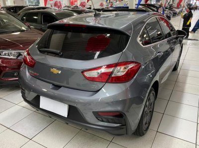 Veículo CRUZE HATCH 2019 1.4 TURBO SPORT6 LTZ 16V FLEX 4P AUTOMÁTICO