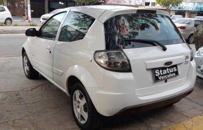Veículo KA 2012 1.0 MPI 8V FLEX 2P MANUAL