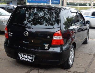 Veículo LIVINA 2011 1.6 S 16V FLEX 4P MANUAL