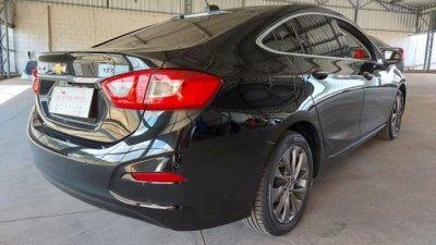 Veículo CRUZE SEDAN 2018 1.4 TURBO LTZ 16V FLEX 4P AUTOMÁTICO