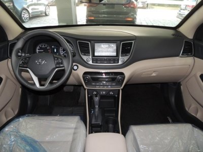 Veículo TUCSON 2022 1.6 16V T-GDI GASOLINA GLS ECOSHIFT