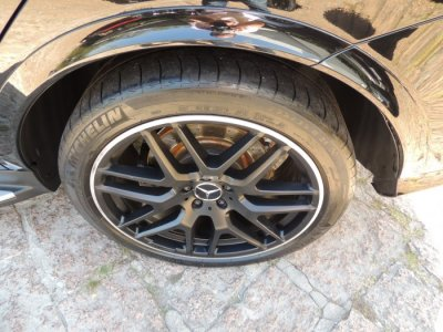 Veículo GLE 63 AMG 2017 5.5 V8 TURBO GASOLINA 4MATIC 7G-TRONIC