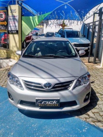 Veículo COROLLA 2012 2.0 XEI 16V FLEX 4P AUTOMÁTICO