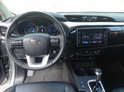 Veículo HILUX 2018 2.8 SRV 4X4 CD 16V DIESEL 4P AUTOMÁTICO