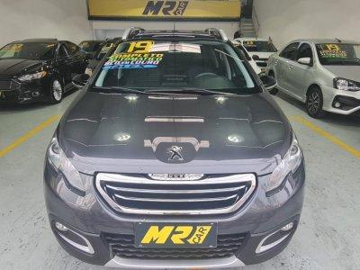 Veículo 2008 2019 1.6 16V FLEX GRIFFE 4P AUTOMÁTICO