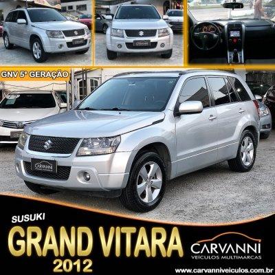 Veículo GRAND VITARA 2012 2.0 4X2 16V GASOLINA 4P MANUAL