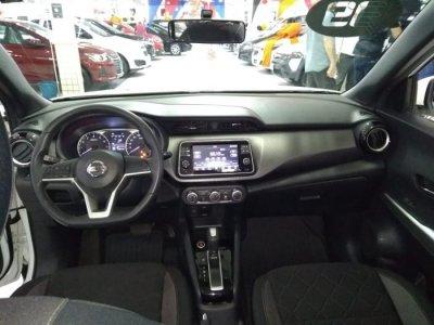 Veículo KICKS 2019 1.6 16V FLEXSTART SV 4P XTRONIC