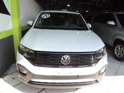 Veículo T-CROSS 2020 1.0 200 TSI TOTAL FLEX AUTOMÁTICO